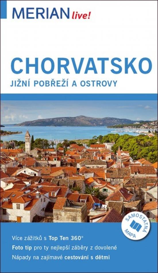 Merian - Chorvatsko - jižní ostrovy a pobřeží - Harald Klöcker