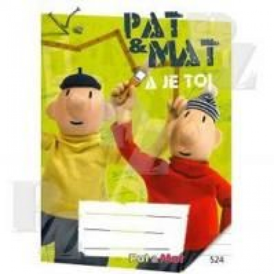 Sešit 524 - Pat a Mat