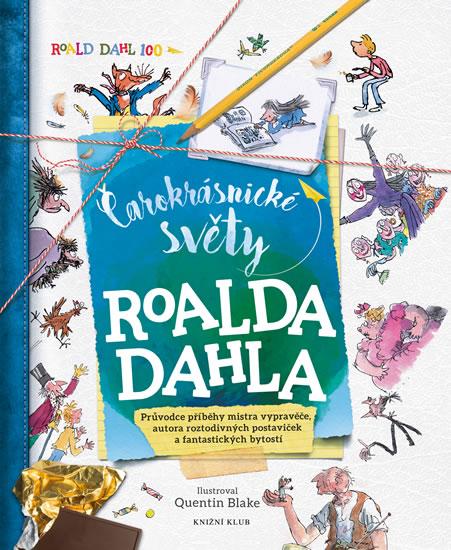 Čarokrásnické světy Roalda Dahla - Stella Caldwellová