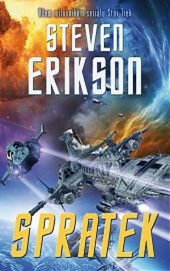 Spratek - Steven Erikson