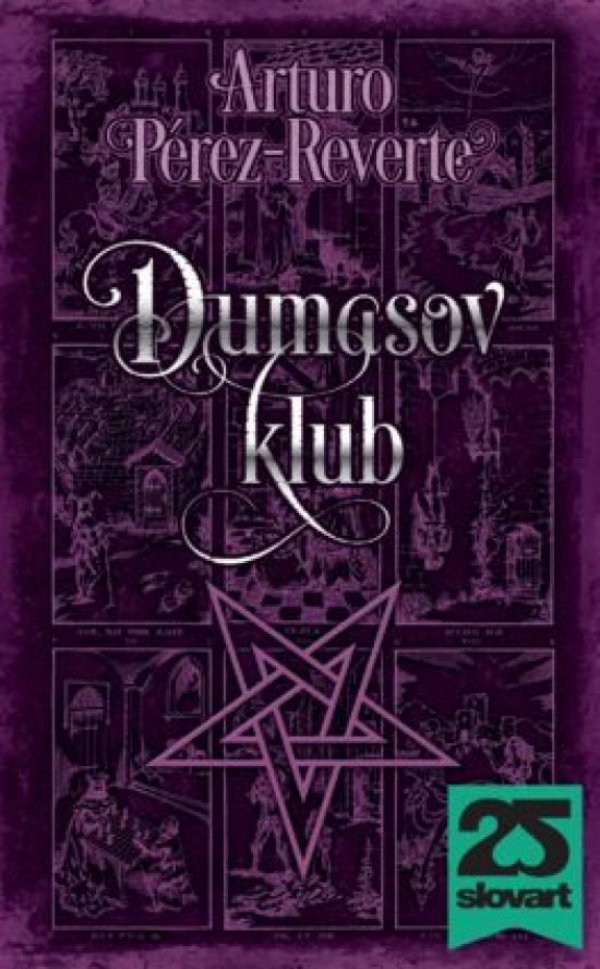 Dumasov klub - Arturo Pérez-Reverte