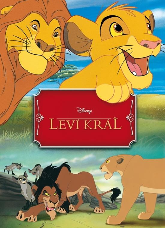 Leví kráľ - filmový príbeh