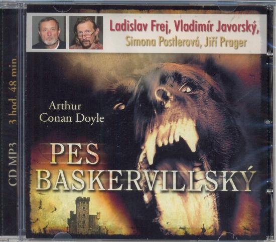 Pes baskervillský - CDmp3