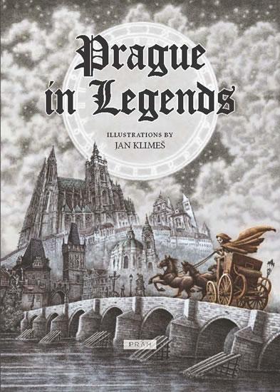 Prague in Legends (anglicky) - Anna Novotná