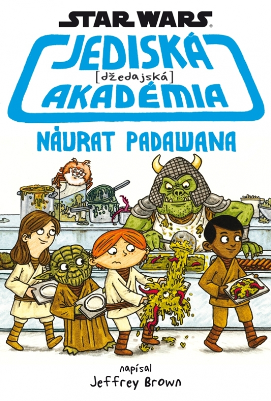 Star Wars-Jediská akadémia-Návrat Padawana