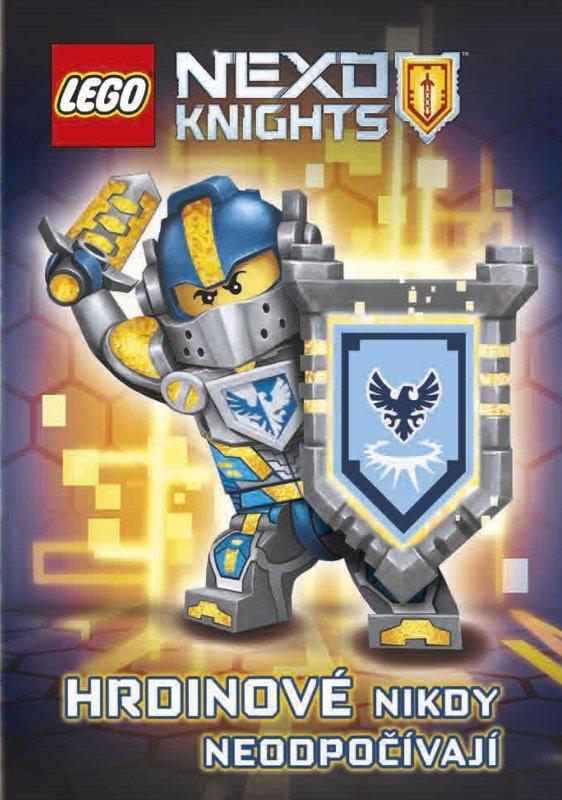 LEGO® NEXO KNIGHTS™ Hrdinové nikdy neodpočívají