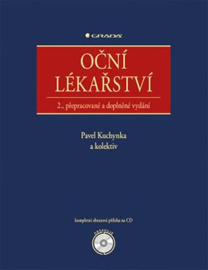 Oční lékařství + CD - 2.vydání