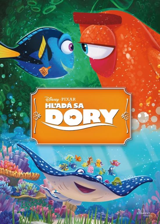 Hľadá sa Dory - Filmový príbeh