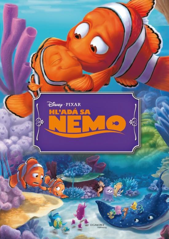 Hľadá sa Nemo - Filmový príbeh