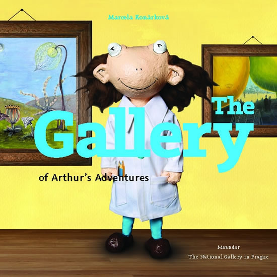 The Gallery of Arthur´s Adventures - Marcela Konárková