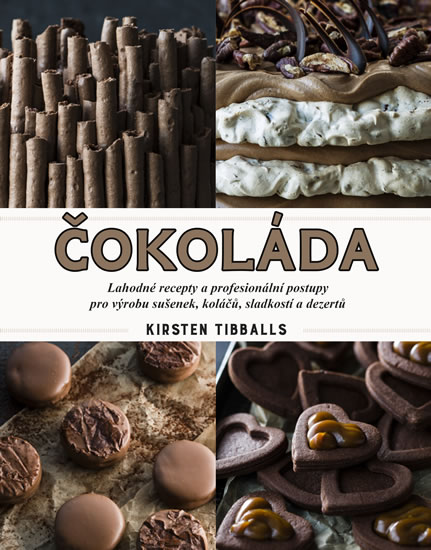 Čokoláda CZ - Kirsten Tibballs