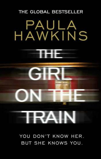 Girl on the Train - Paula Hawkinsová