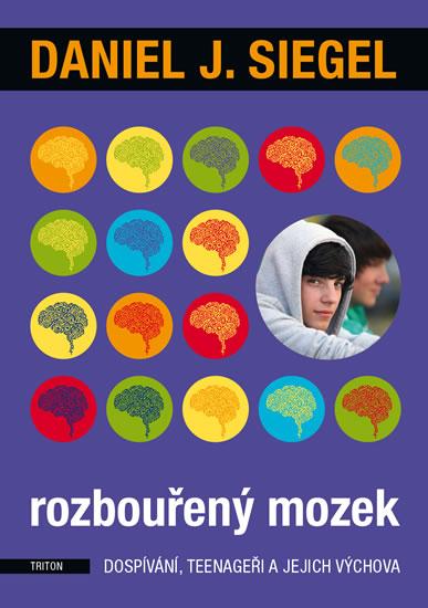 Rozbouřený mozek dospívání, teenageři a jejich výchova - Daniel J. Siegel