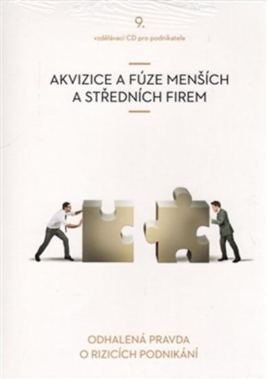 Akvizice a fúze menších a středních firem - CD - Vladimír John