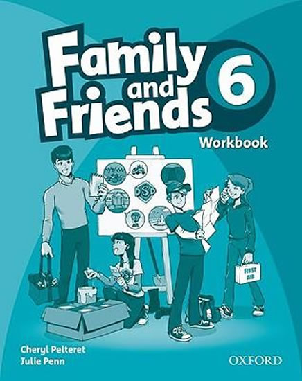 Family and Friends 6 Workbook - N. Simmons