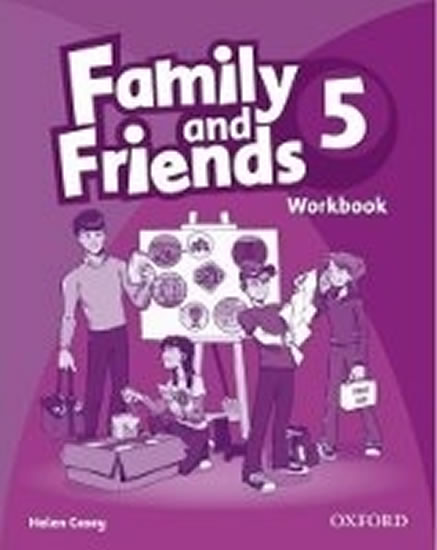 Family and Friends 5 Workbook - H. Casey
