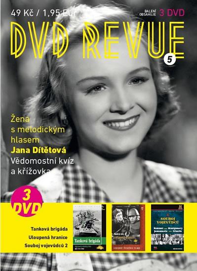 DVD Revue 5 - 3 DVD
