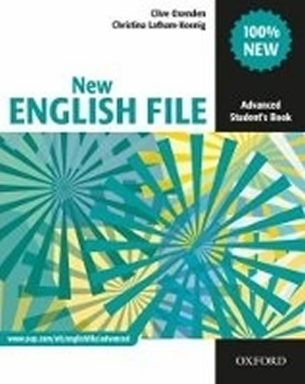 New English File Advanced Student´s Book - Clive Oxenden