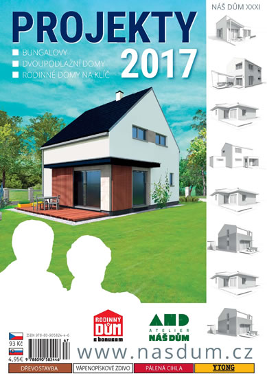 Projekty 2017 - Náš dům XXXI.