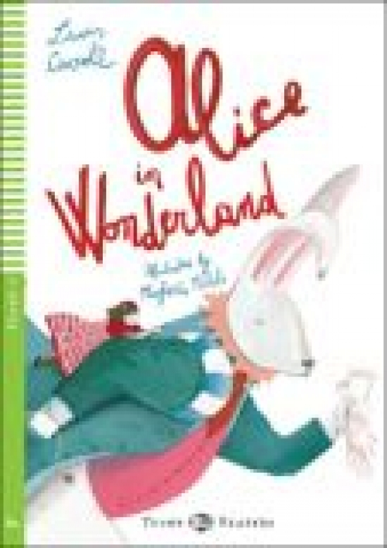 Alice in the Wonderland - New edition with Multi-ROM (A2) - Lewis Carroll