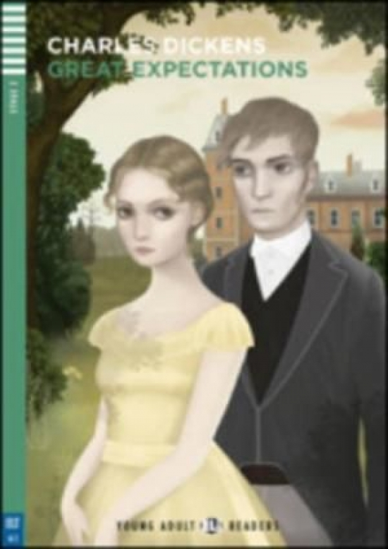 Great Expectations+ CD (A2) - Charles Dickens
