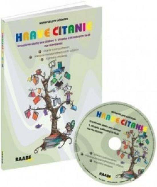 Hravé čítanie - Metodický materiál pre učiteľa+ CD