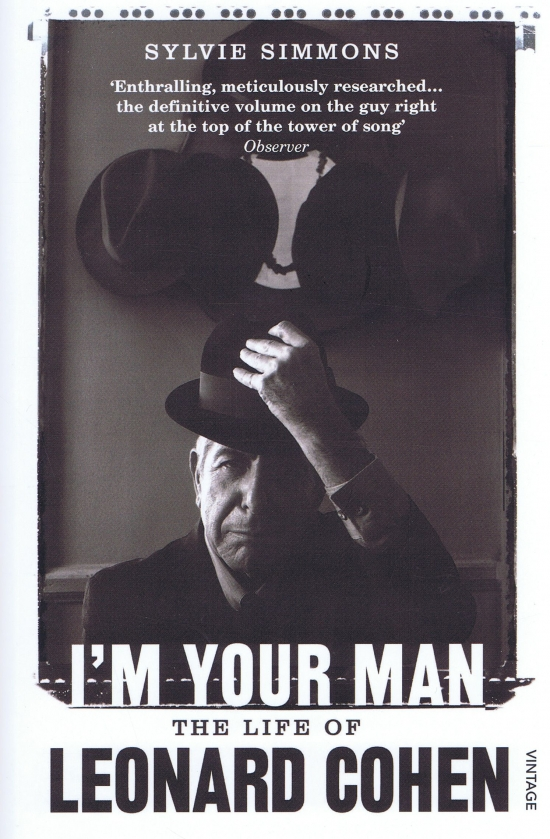 I'm Your Man - The Life of Leonard Cohen