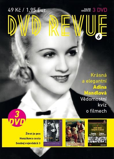 DVD Revue 6 - 3 DVD