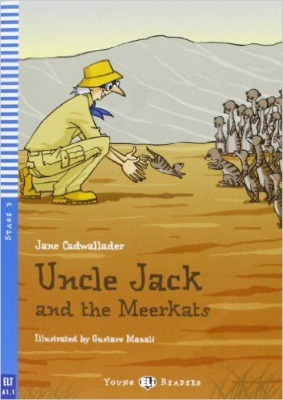 Uncle Jack and the Meerkats (A1.1) - Jane Cadwallader