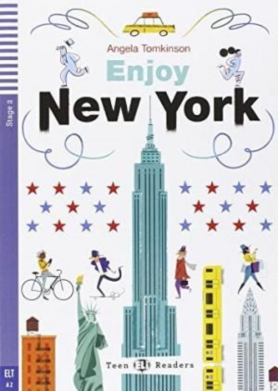 Enjoy New York (A2) - Angela Tomkinson