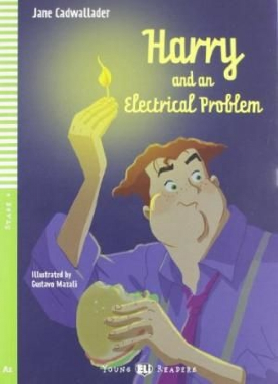 Harry and an electrical problem (A2) - Jane Cadwallader