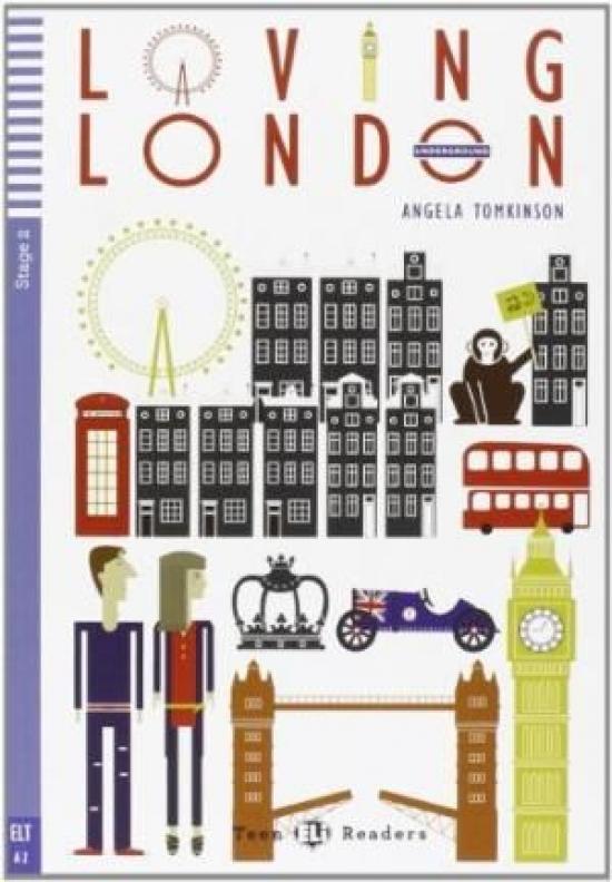 Loving London (A2) - Angela Tomkinson