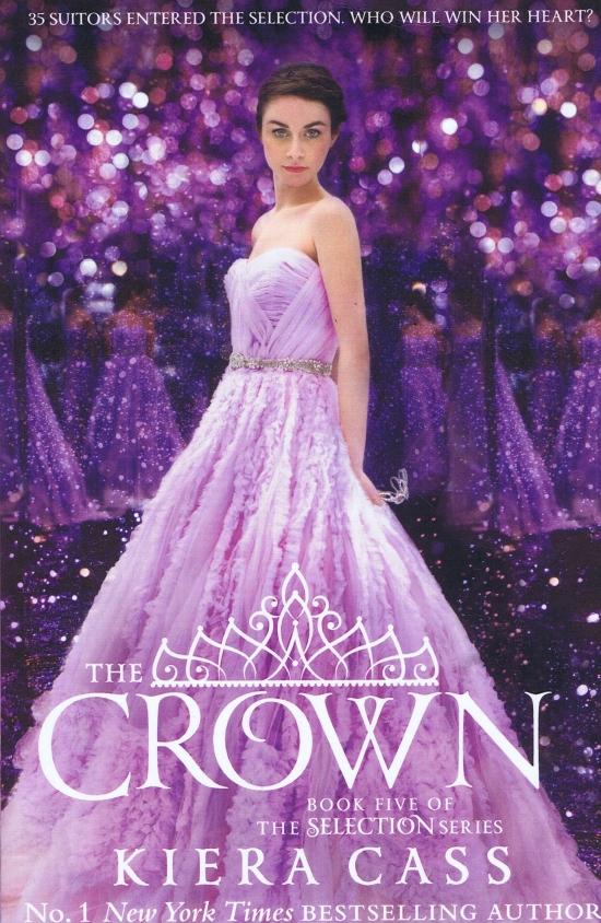 The Heir . The Crown - Kiera Cassová