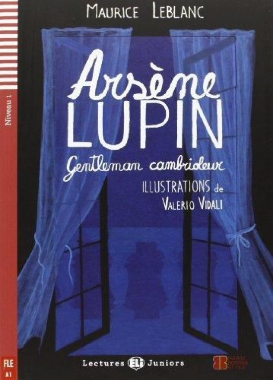 Arsene Lupin Gentleman Cambrioleur+ CD (A1)