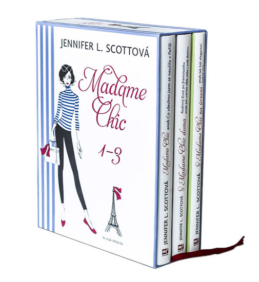 Madame Chic 1-3 komplet - Jennifer L. Scottová