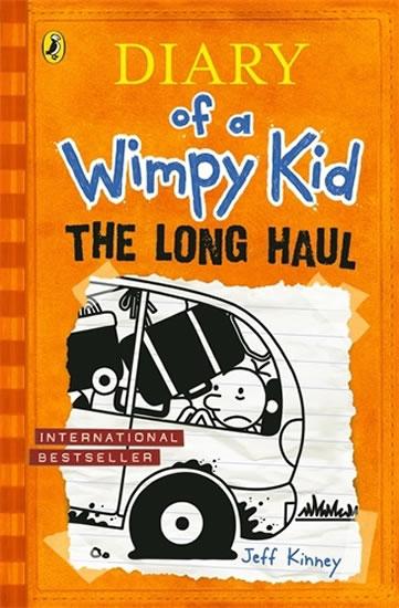 Diary of Wimpy Kid Long Haul - Jeff Kinney