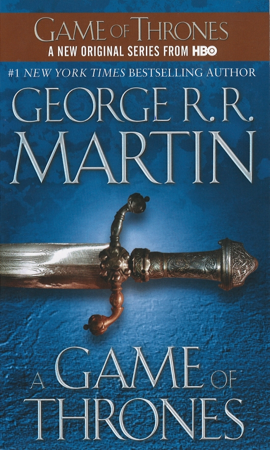 A Song of Ice and Fire 1 - A Game of Thrones - George R. R. Martin