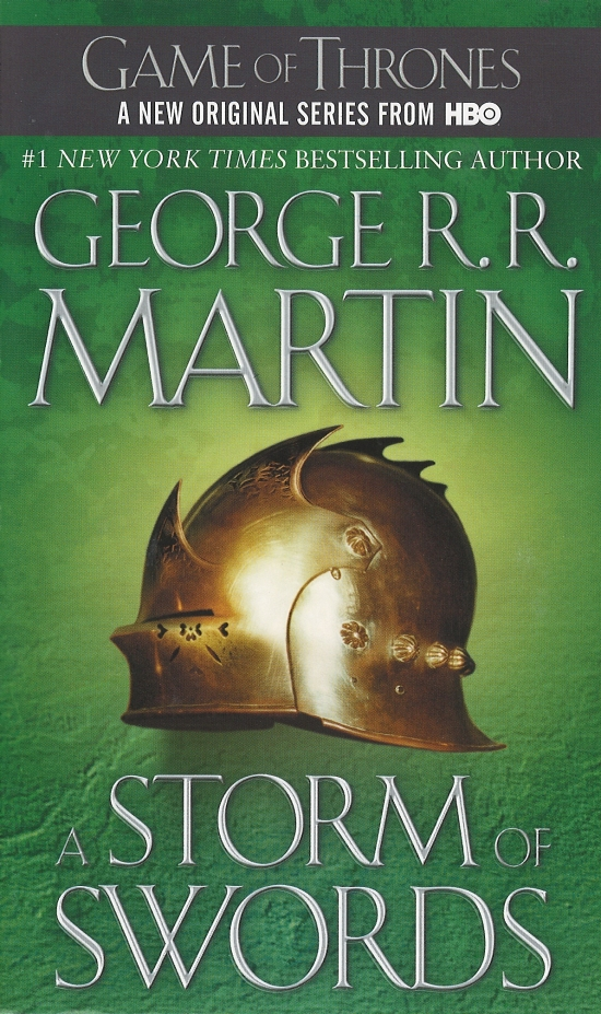 A Song of Ice and Fire 3: A Storm of Swords - George R. R. Martin
