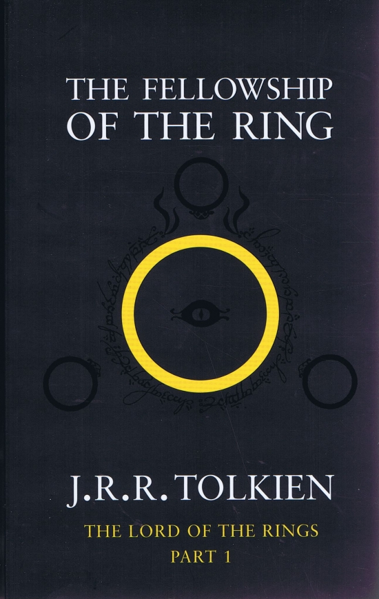 The Lord of the Rings-1 Fellowship of Ring - J.R.R. Tolkien