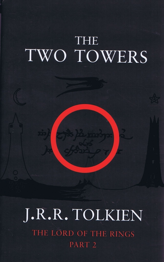 The Lord of the Rings-2 Two Towers - J.R.R. Tolkien