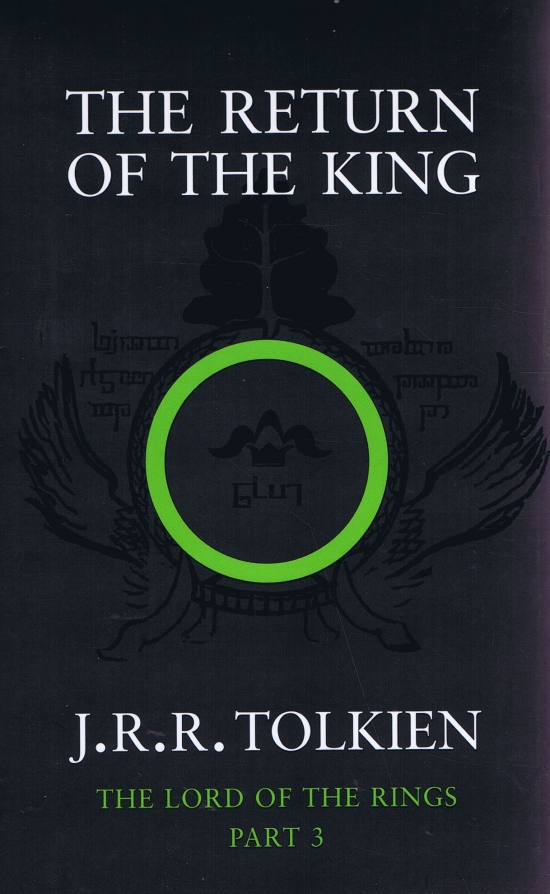 The Lord of the Rings - 3 Return of the King - J.R.R. Tolkien