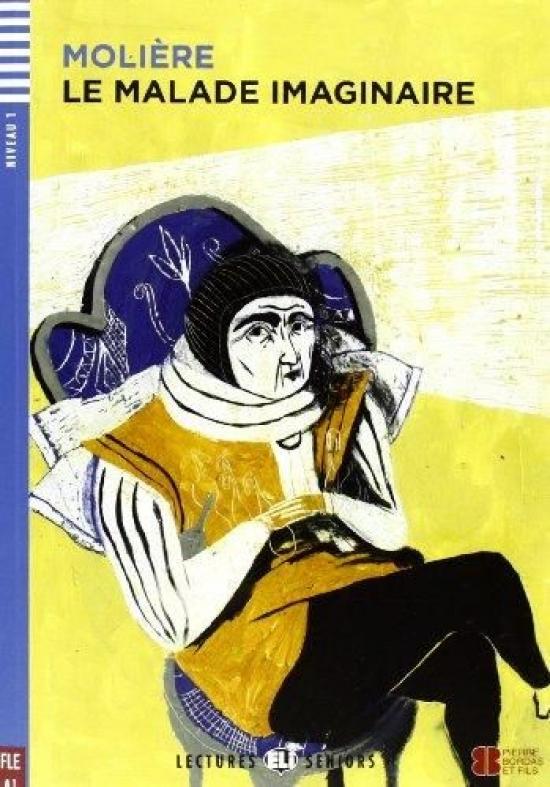 Le Malade Imaginaire + CD (A1)