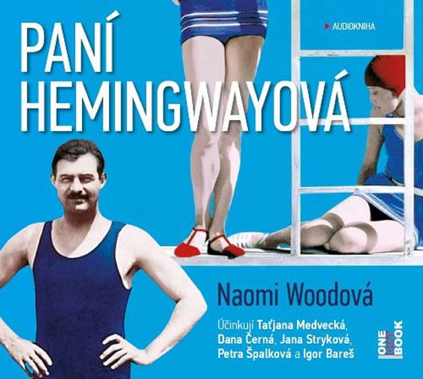 Paní Hemingwayová - 2CDmp3 - Naomi Woodová