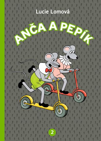 Anča a Pepík 2 - komiks