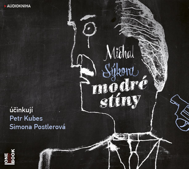 Modré stíny - CDmp3 - Michal Sýkora