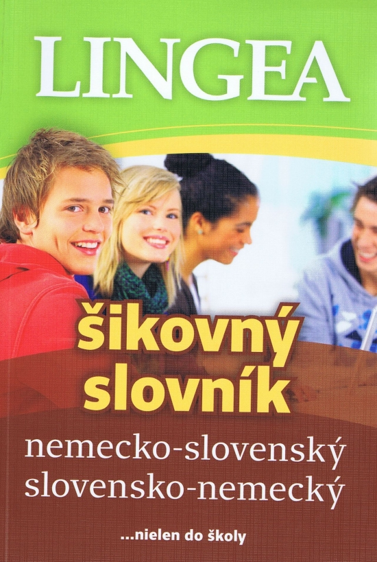 Nemecko-slovenský-slovensko nemecký šikovný slovník-3.vydanie