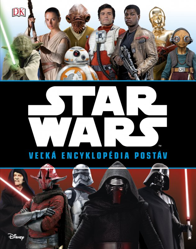 Star Wars: Veľká encyklopédia postáv - Simon Beecroft, Pablo Hidalgo