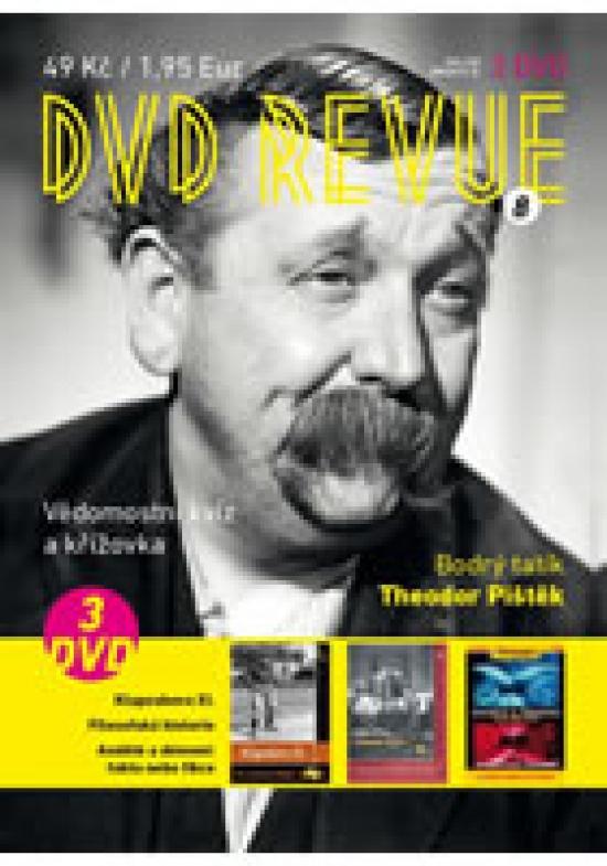 DVD Revue 8 - 3 DVD