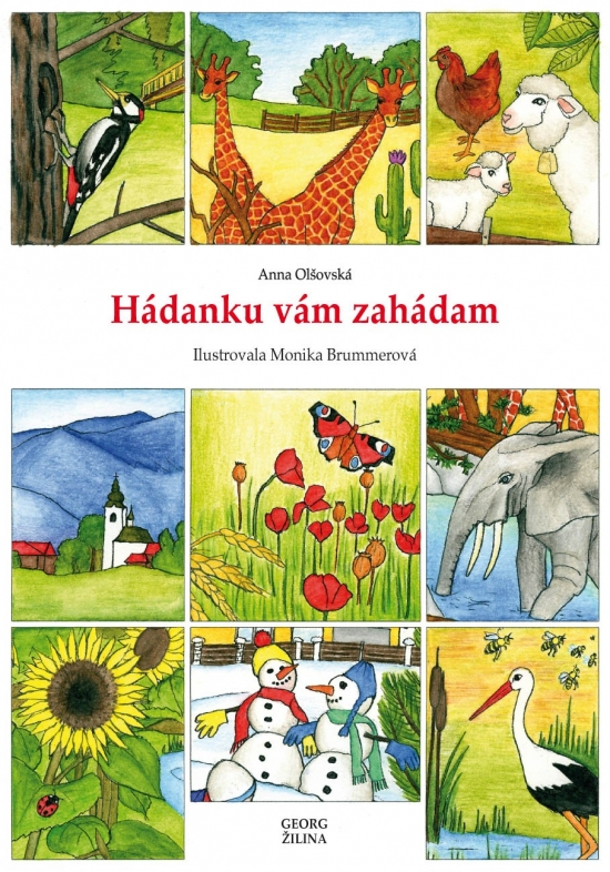 Hádanku Vám zahádam - Anna Olšovská