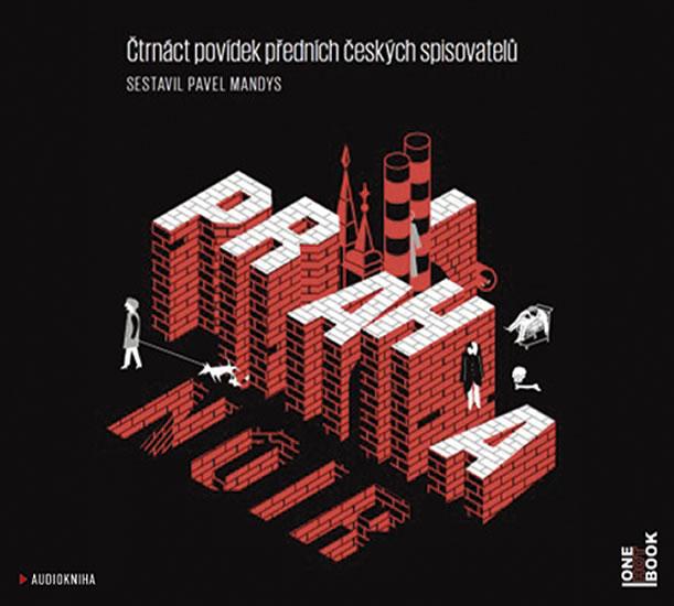 Praha noir - CDmp3 - Pavel Mandys
